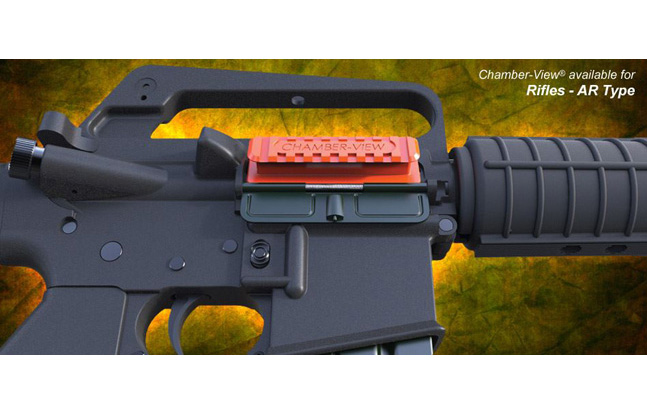 Chamber-View for AR-Type Modern Sporting Rifles