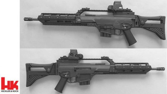 Civilian Variant of Heckler & Koch G36 in the Works