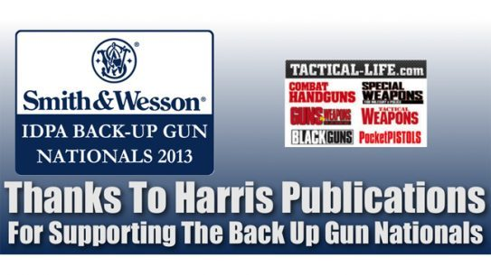 Combat Handguns Sponsors S&W IDPA Back Up Gun Nationals