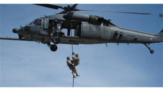 Combat Search-And-Rescue Missions Face Budget Peril