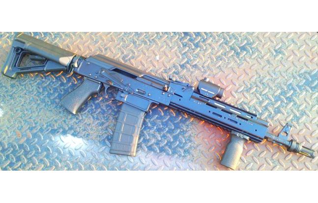 Definitive Arms Custom AK