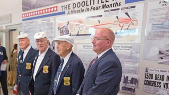 Doolittle Raiders Meet for One Last Toast