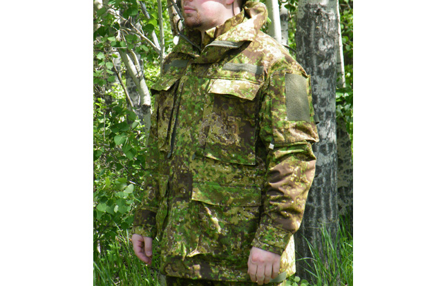 Drop Zone Tactical Recce Smock
