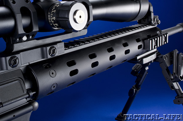 GWLE – Duty Rifles 2013 -DANIEL DEFENSE M4 PATROL RIFLE HANDGUARD