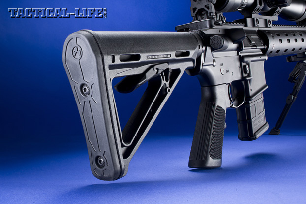 GWLE – Duty Rifles 2013 -DANIEL DEFENSE M4 PATROL RIFLE STOCK