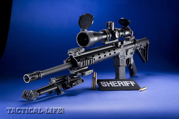 GWLE – Duty Rifles 2013 -DANIEL DEFENSE M4 PATROL RIFLE