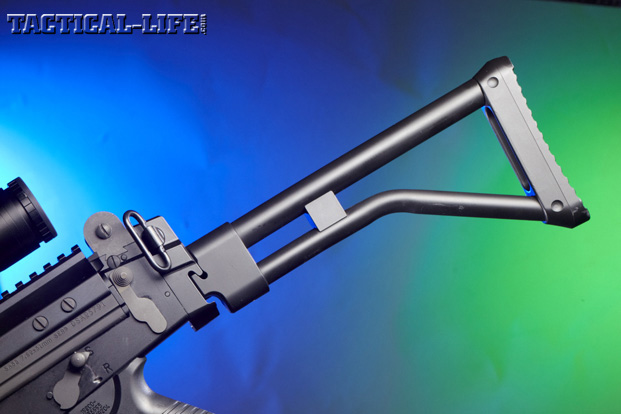 GWLE – Duty Rifles 2013 - DS ARMS PARA FAL STOCK