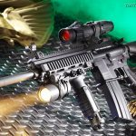 GWLE – Duty Rifles 2013 - HECKLER & KOCH MR556A1