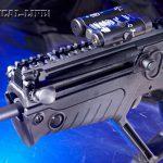 GWLE – Duty Rifles 2013 - IWI Tavor SAR forend