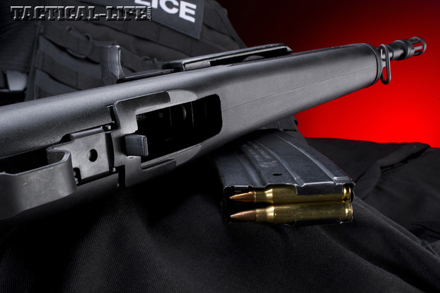 GWLE – Duty Rifles 2013 - RUGER MINI-14 TACTICAL MAG