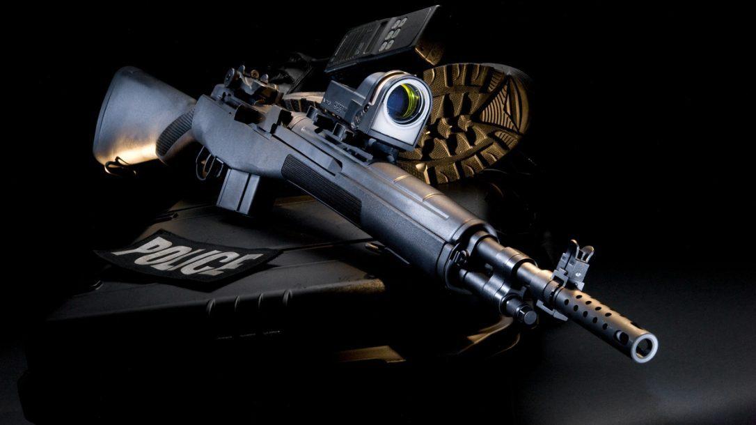GWLE – Duty Rifles 2013 - SPRINGFIELD SOCOM