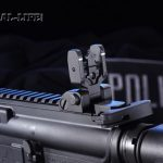 GWLE – Duty Rifles 2013 - STAG ARMS MODEL 8T REAR SIGHT