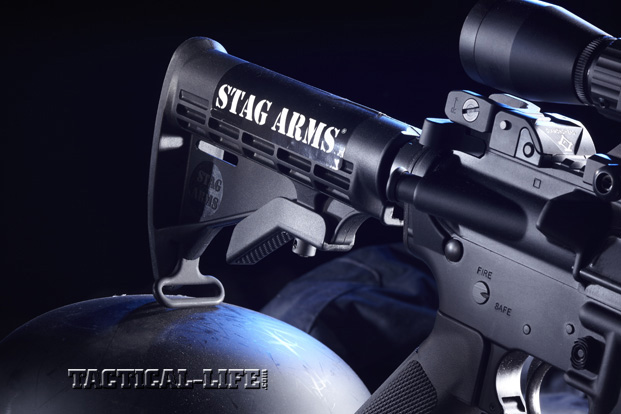 GWLE – Duty Rifles 2013 - STAG ARMS MODEL 8T STOCK
