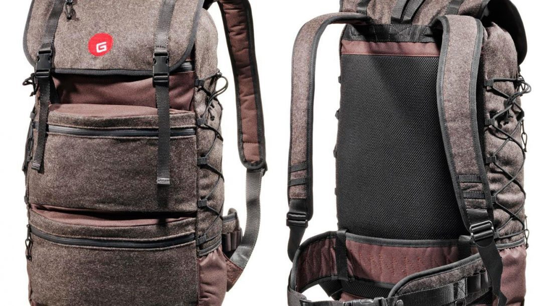 Gaston J. Glock Style LP Loden Trekking Backpack