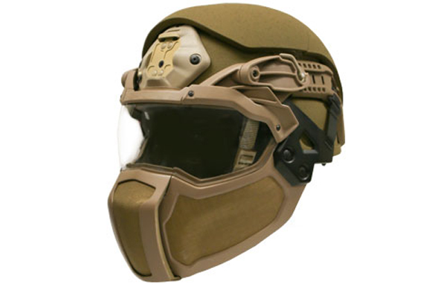 Gentex Developing Integrated Head Protection System
