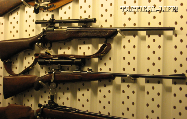 Guns in Hollywood - Sniper Rifles