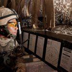 Gurkha on Guard in Afghanistan - Sept 2011 (DoD photo)