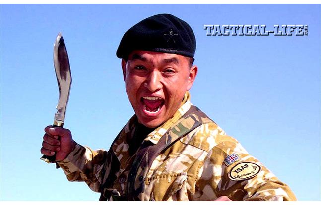 Legenday Gurkhas