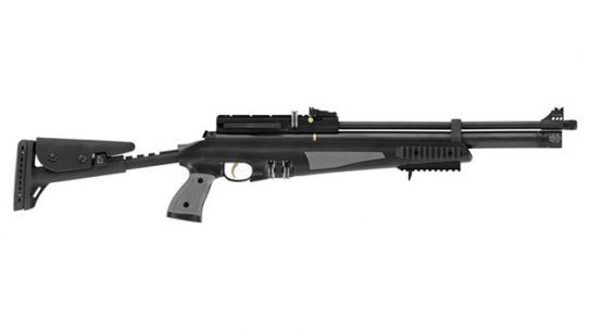 Hatsan AT44-10 TACT Airgun