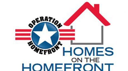 Homes on the Homefront Thank Military Family at KC Chiefs NFL Game