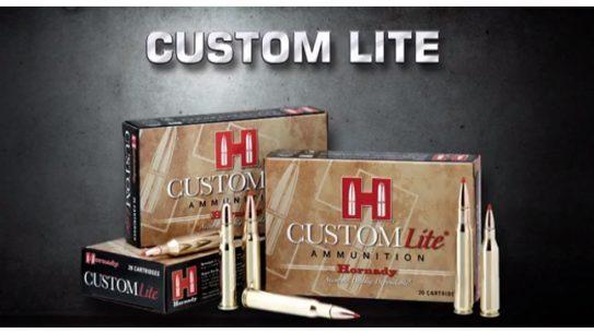 Hornady Custom Lite