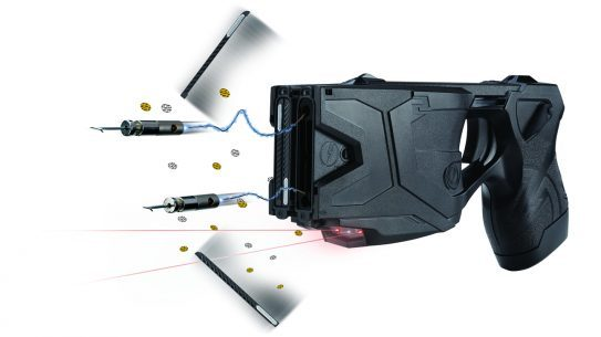 Increasing Demand for Taser Smart Weapons from LEOs Nationwide