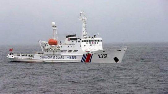 Japanese Shore Up Missile Batteries on Gateway Islands