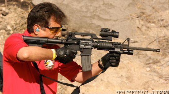 Joe Montegna M4 Rifle