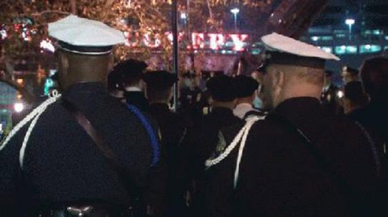 LEO Candlelight Vigil in Baltimore to Honor Fallen Comrades