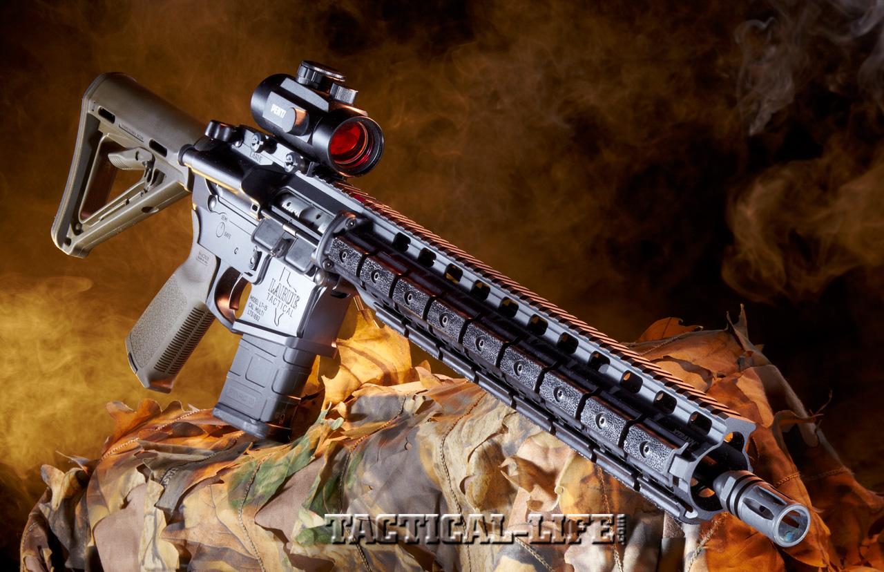 LaRue Tactical PredatAR 5.56mm