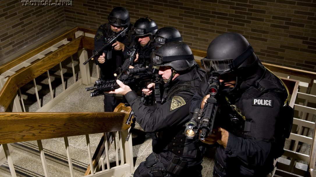 Law Enforcement Tactics - Active Shooter Response - Approaching the Assailant