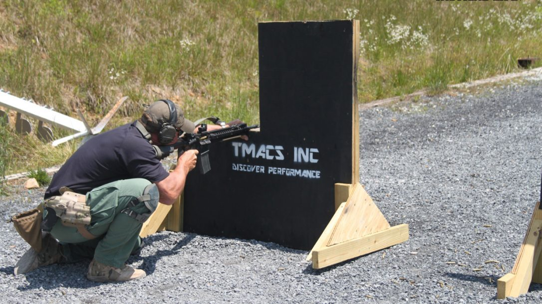 Law Enforcement Tactics - Carbine from Concealment