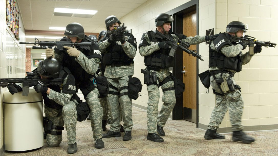 Law Enforcement Tactics - Domestic Terror Counterstrikes - Engaging the Threat