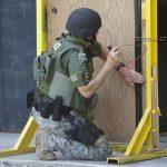 Law Enforcement Tactics - Explosive Breaching- Safe detonation