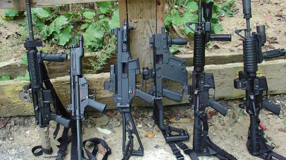 Law Enforcement Tactics - NRA Select-Fire Course