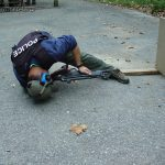 Law Enforcement Tactics - NRA Select-Fire Course - Unorthodox Shooting Postions