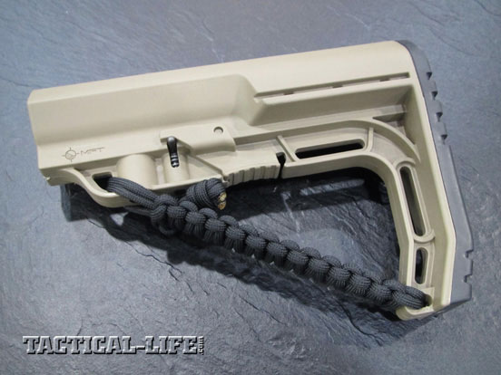NASGW - MFT Minimalist Stock with Paracord