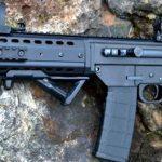 MasterPiece Arms MPAR556 Pistol left side
