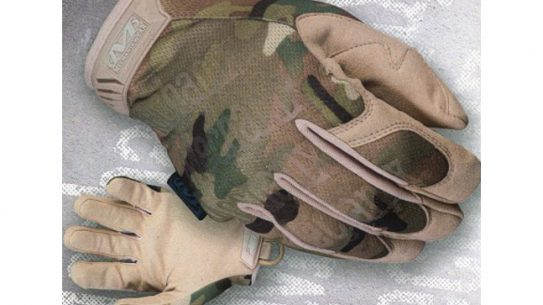 Mechanix Wear Tactical Gloves