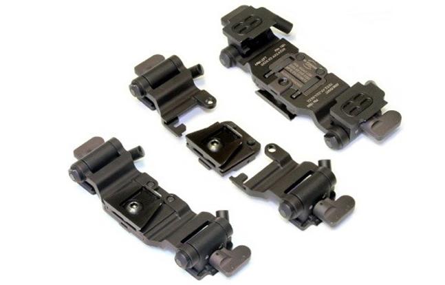 N-Vision Optics Dual Bridge for Mini N-SEAS Monocular