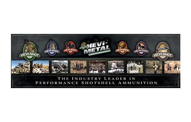 NASGW- New Ammunition - Hevi-Shot