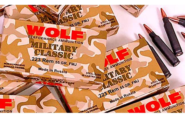NASGW- New Ammunition - Wolf