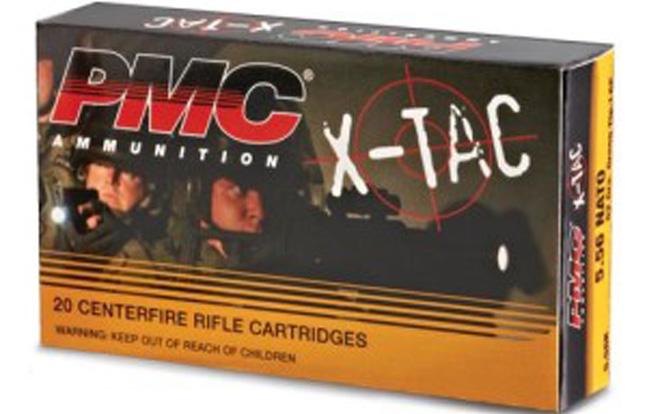 NASGW- New Ammunition- X-TAC