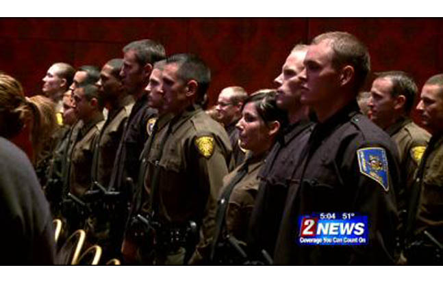 Northern Nevada Law Enforcement Academy