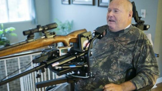 Paralyzed Michigan Man Hunts From His Wheelchair