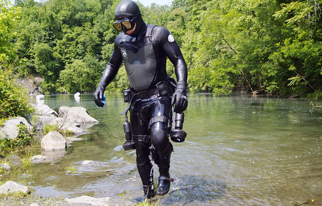 Patriot3 Jetboots Certified by DoD
