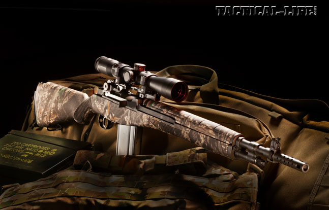 Preview- Springfield Armory M1A Scout Squad | Gun Review