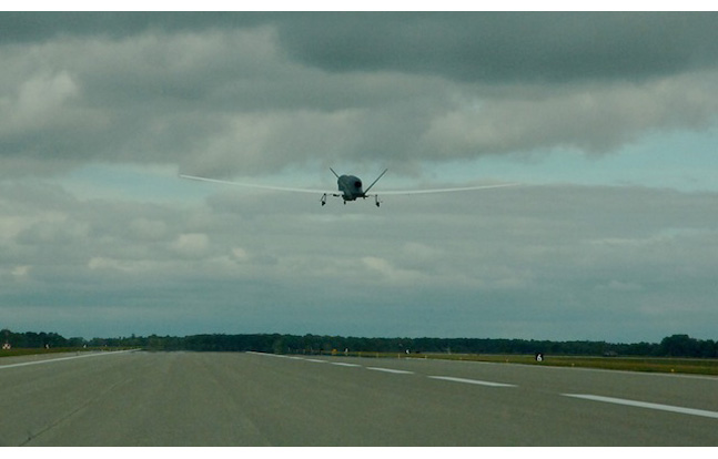 RQ-4 Block 40 Global Hawk