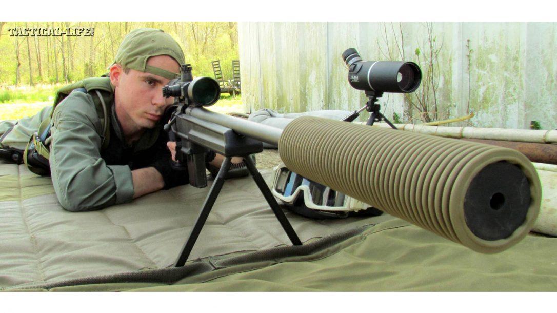 Remington Model 700 Archangel Countersniper