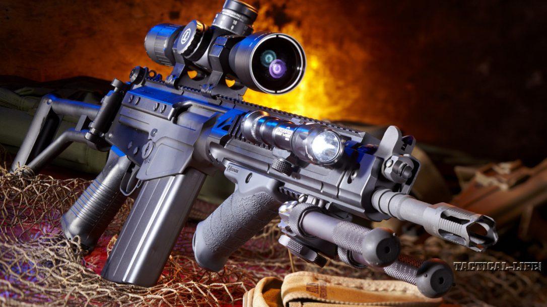 Sneak Peek-DS Arms SA58 Para